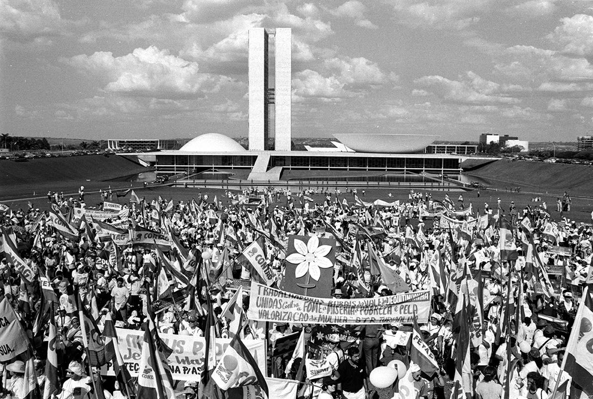 Marcha das Margaridas, Brasília, DF, 2000